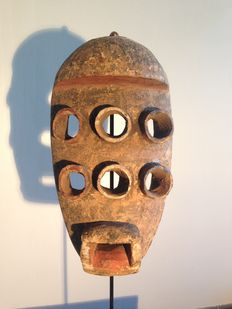 Mask - GREBO - Ivory Coast