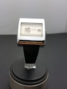 Suber Up jump hour – men's watch – Swiss made – 1970s