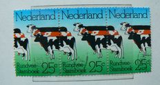 Nederland 1971/2000 - Collecties in 3 Davo albums