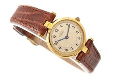 Must De Cartier Vermeil - Ladies Watch - 1990s