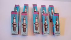 batch of 10 candles for cars wega spark plug