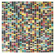 Gerhard Richter - 1025 colors