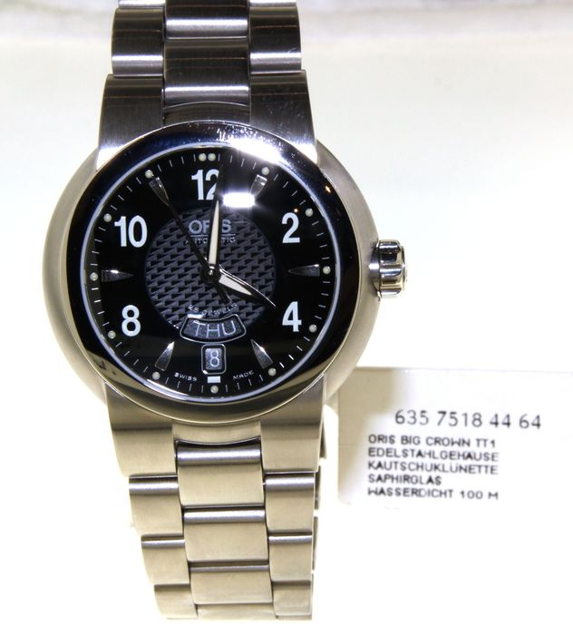Oris - Oris Big crown TT1 - 635 7518 44 64 - 中性 - 2011至现在