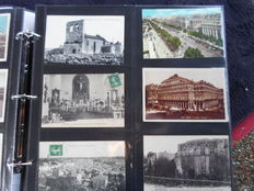 France - album with 300 postcards 1905/1960