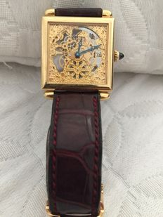 Cartier - Unisex watch - 1970s/80s