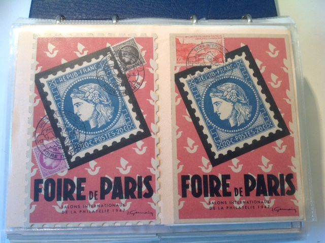 France 1940/1975 - 172 Commemorative Cards 1st Day