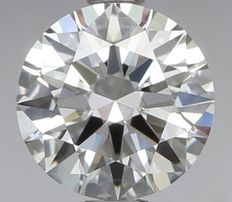 0.51ct Round Brilliant Diamond D IF IGI -Original image#463
