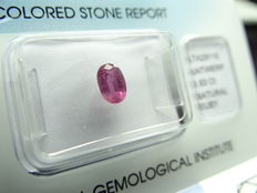 Ruby – 0,93 ct