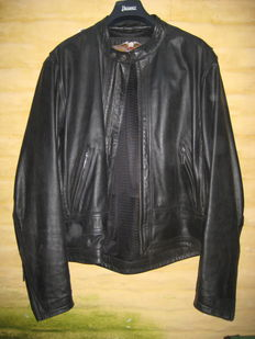 Harley Davidson - Leather biker jacket