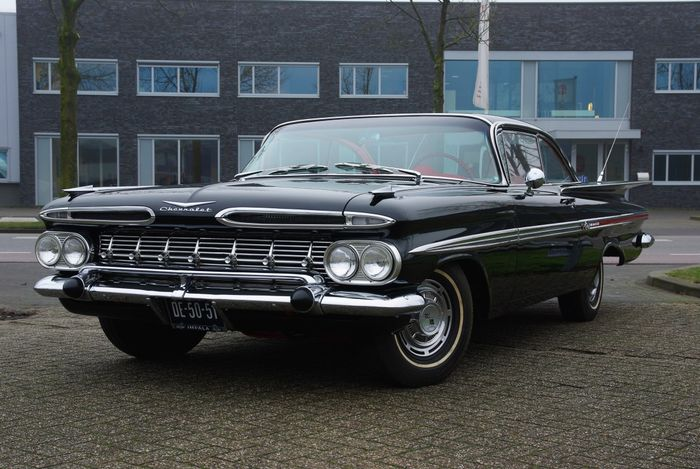 Chevrolet - Impala Coupe - 1959