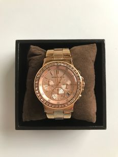 Michael Kors - Dylan rose gold with crystals watch - 2012
