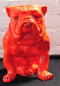Ludo Modelo - Bulldog Orange