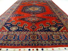 """Wiss - 332 x 223 cm - """"Large Persian eye catcher in beautiful, nearly never walked on condition"""""""