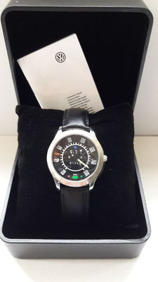 Volkswagen Speedometer - Men's wristwatch
