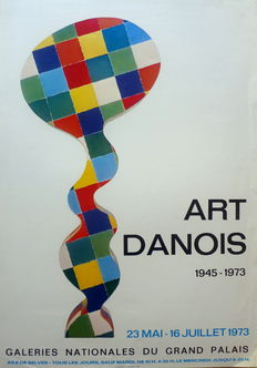 Art Danois + Salon des Artistes Français + Multidimensionnels de Claude Goulet