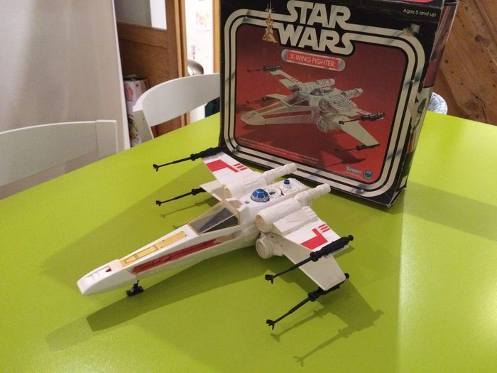 Star Wars - Kenner - X-Wing Fighter - 1977