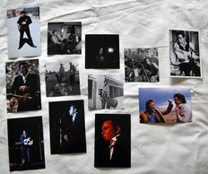 Johnny Cash a stunning set of 12 photos mostly unpublished