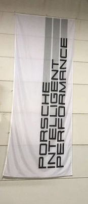 Porsche Intelligent Performance flag / banner - 400 x 150 cm