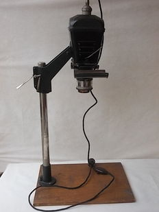 A big vintage projector enlarger from the 30s - Filmarus made in Germany