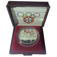 Portugal - $200.00 XXV Olympic Games in Barcelona in silver - 1992 - Lisbon