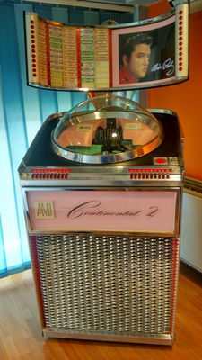 JUKEBOX AMI CONTINENTAL 2 (1962)