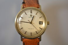 Omega Geneve Seamaster vintage men's watch from 1960,s.