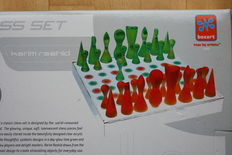 Chess set by Karim Rashid