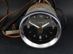 Vintage Kienzle Auto Car Clock Timepiece For Dashboard Fitting Classic Car 12 Volts with leads