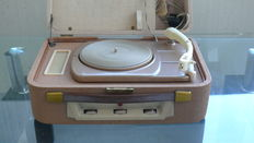 Dual Party 295 Suitcase Record Player