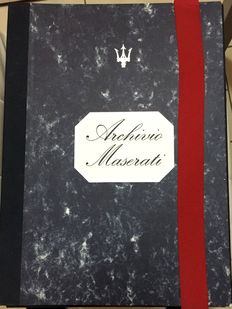 Archivio Maserati -1998 Official