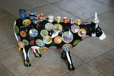 Cow Parade - The Moo Potter - EXTRA LARGE