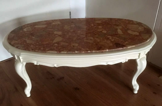 Beautiful oval table