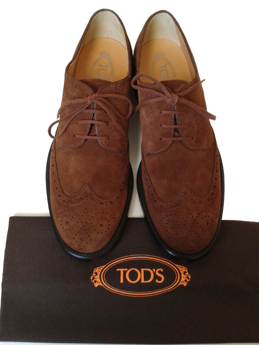 huge selection of 6bd3f 43533 Tod's - Scarpe + Fay - Calze - Catawiki