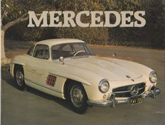 MERCEDES BENZ, book of Alan Jones
