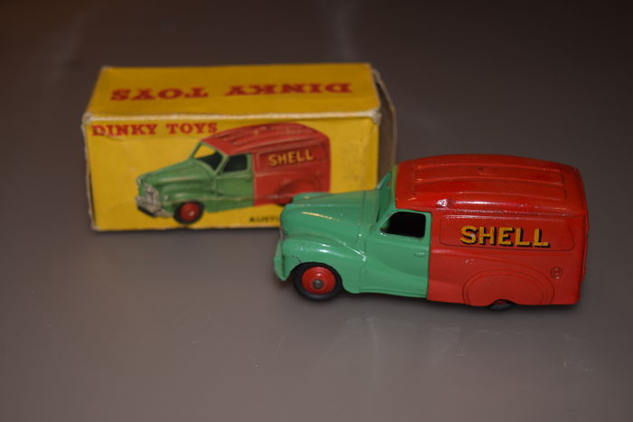 Dinky Toys Scale 1 43 Austin Van Shell No 470 Catawiki