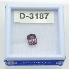 Paars-roze spinel – 2,11 ct