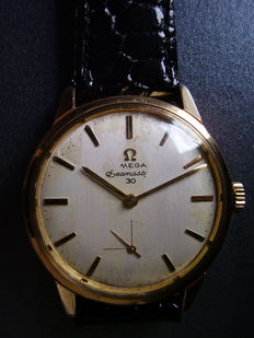 Omega Seamaster 30 - men's wristwatch - around 1950.