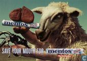"B03229 - Mentos ""Save your mouth for"""