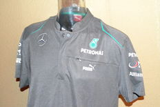 AMG Mercedes F1 Team Polo - Team Only !!