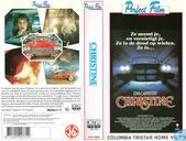 DVD / Video / Blu-ray - VHS video tape - Christine