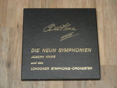 Lot of 3 boxes with great music from Bach, Beethoven  and Chopin