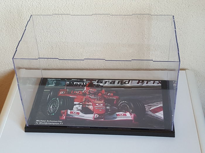 michael schumacher dition limit e d origine casquette ferrari de son 7e titre de champion du. Black Bedroom Furniture Sets. Home Design Ideas