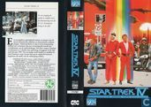 DVD / Video / Blu-ray - VHS video tape - Star Trek IV - The Voyage Home