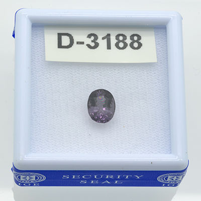 Spinello viola-rosa - 2,03 ct