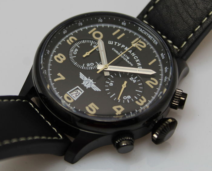 Sturmanskie – men's chronograph watch