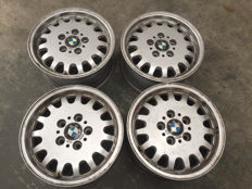Lot of 4 original BMW rims