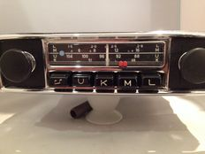 Blaupunkt IC classic car radio from Essen 1969 Porsche, BMW, VW and Mercedes.