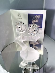 Swarovski - Lovebirds annual members edition 1987