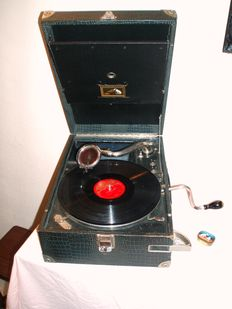 His Master's Voice, The Gramophone Company Ltd, Hayes, Middlesex,