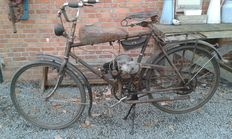 JLO - Swedish Elcin help motor bicycle 60 cc - 1930/40